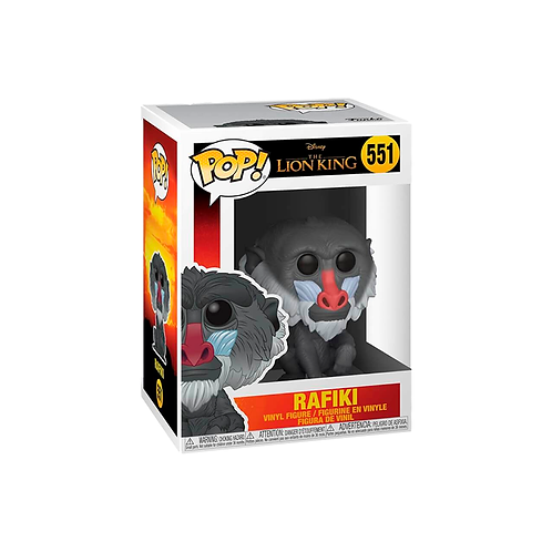 POP! Vinyl Figure | The Lion King: Rafiki 551