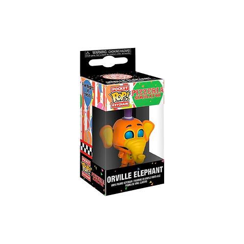 Pocket POP! KeyChain | Freddy Fazbear's Pizzeria Simulator: Orville Elephant