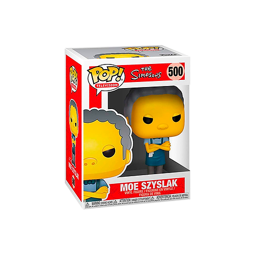 POP! Vinyl Figure | The Simpsons: Moe Szyslak 500