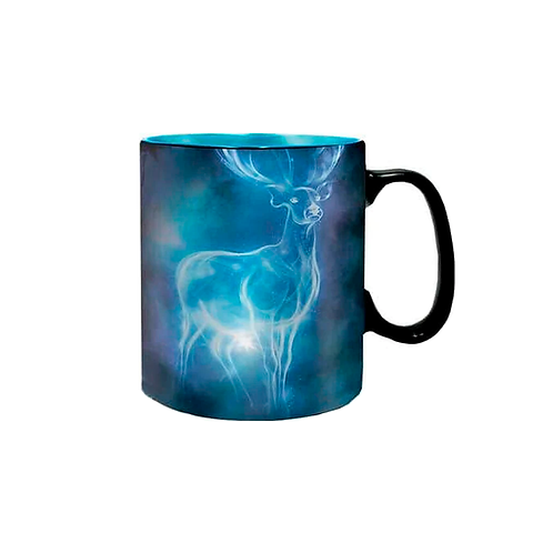 Mug (Heat Change)   Harry Potter: Expecto Patronum
