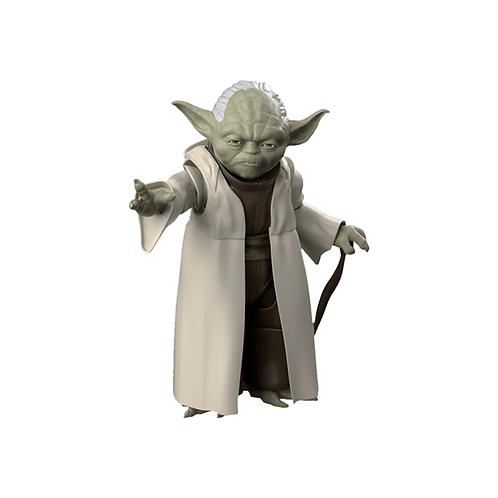 Plastic Model Kit   Star Wars: Yoda