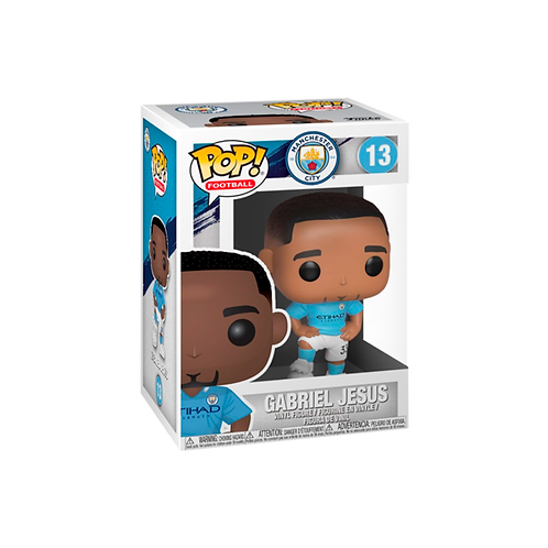 POP! Vinyl Figure | Manchester City: Gabriel Jesus 13