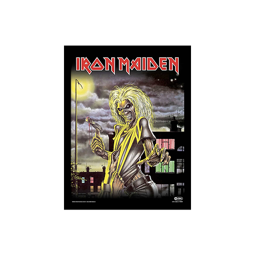 Collector Print (45 X 35CM) | Iron Maiden: Killers