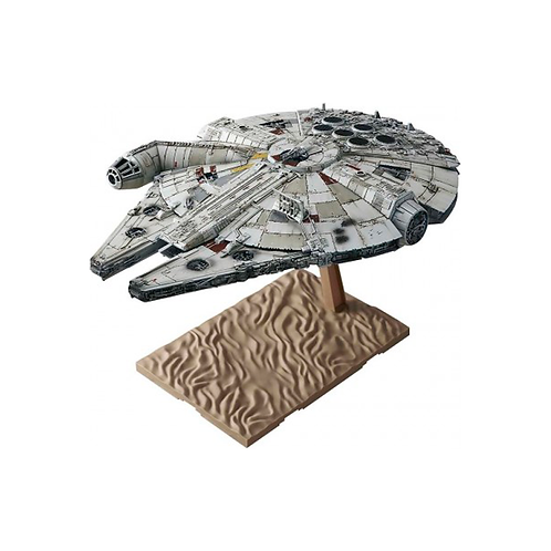 Vehicle Model | Star Wars: Millennium Falcon 006