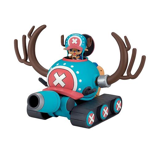 Plastic Model Kit | One Piece:Chopper Robot 1 Chopper Tank