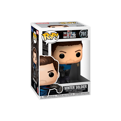 POP! Vinyl Figure   The Falcon And The Winter Soldier: Winter Soldier 701