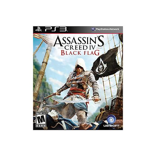 PS3 | Assassin's Creed IV:  Black Flag