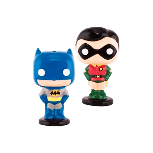 POP! Home Salt & Pepper Shakers) | DC Comics: Batman & Robin (DC LOC Ex.)