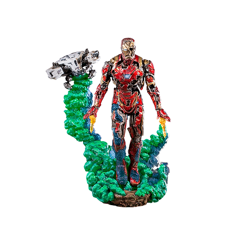 Art Scale Statue (Deluxe) | Spider-Man: Far From Home:Iron Man Illusion (1/10)