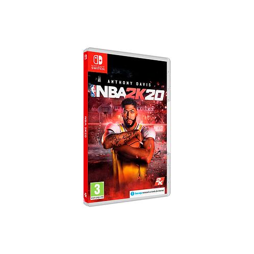 Nintendo Switch | NBA 2K20