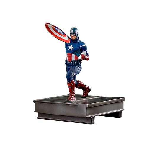 Art Scale Statue   Avengers: Endgame:Captain America (2012) (1/10)