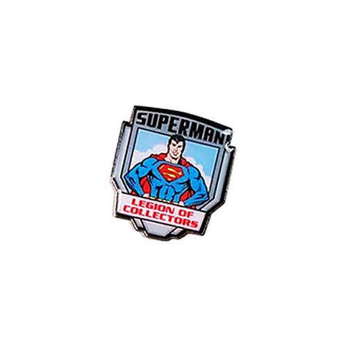 Pin | DC Comics: Superman (DC LOC Ex.)