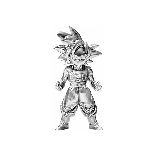 Absolute Chogokin | Dragon Ball Super: Super Saiyan God Son Gokou DZ-09