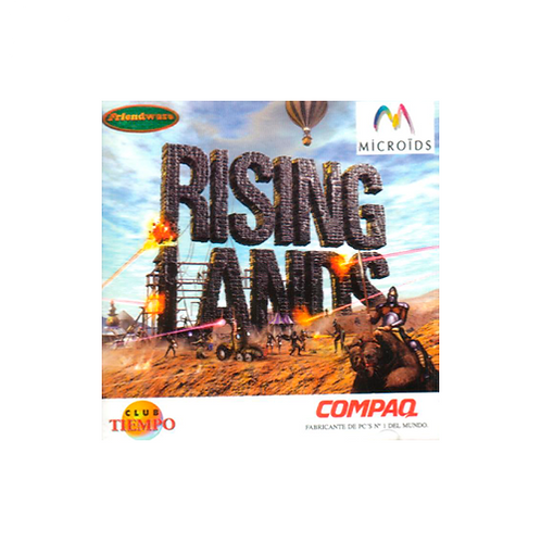 PC Game | Rising Lands (Club Tiempo)
