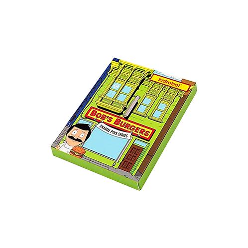 Enamel Pin Series | Bob's Burgers:Blind Box (Random)