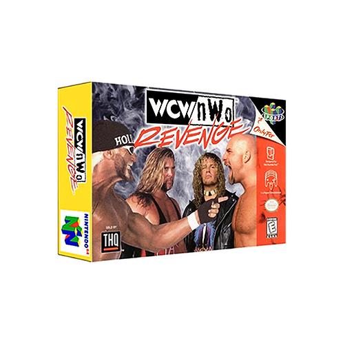 N64   WCW/NWO Revenge
