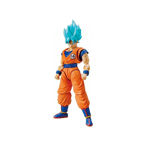 Plastic Model Kit   Dragon Ball Super: Super Saiyan God Super Saiyan Son Goku