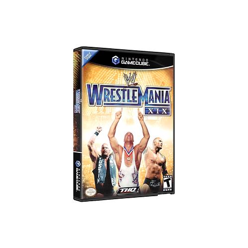 GameCube  | WWE WrestleMania XIX