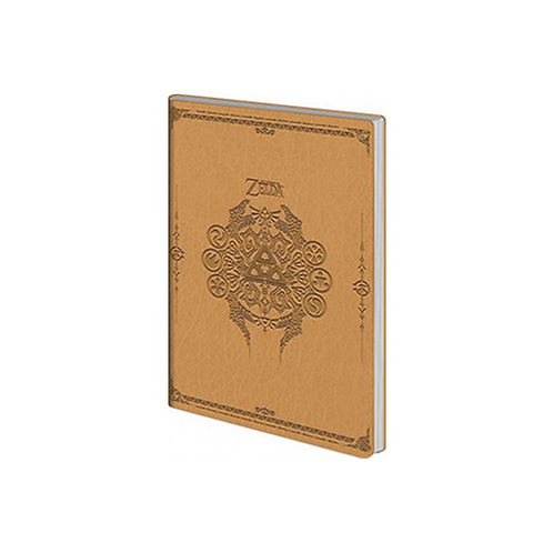 A5 Flexi: Cover Notebook   The Legend Of Zelda: Sage Symbols