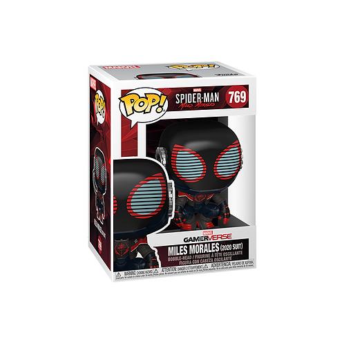 POP! Vinyl Figure | Spider-Man: MM: Miles Morales (2020 Suit) 769