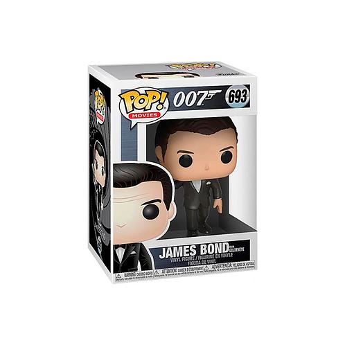 POP! Vinyl Figure   007: James Bond From Golden Eye 693