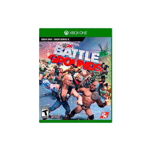 XBOX One / XBOX Series X | WWE: Battle Grounds