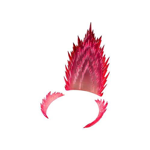 Effect Energy Aura | Red Version