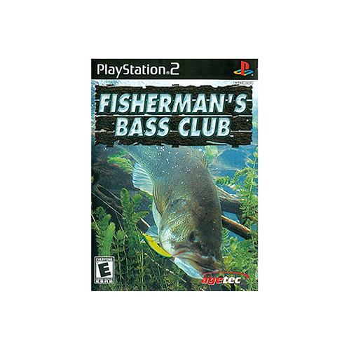PS2 Game | Fisherman's Bass Club