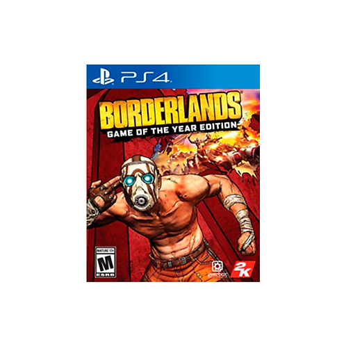 PS4 | Borderlands: Game Of The Year Edition