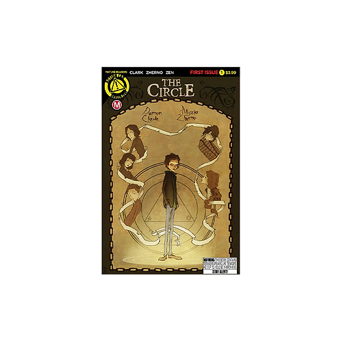 Cómic | The Circle #1 (ENG)