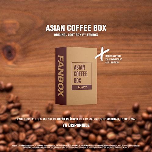 ASIAN COFFEE BOX