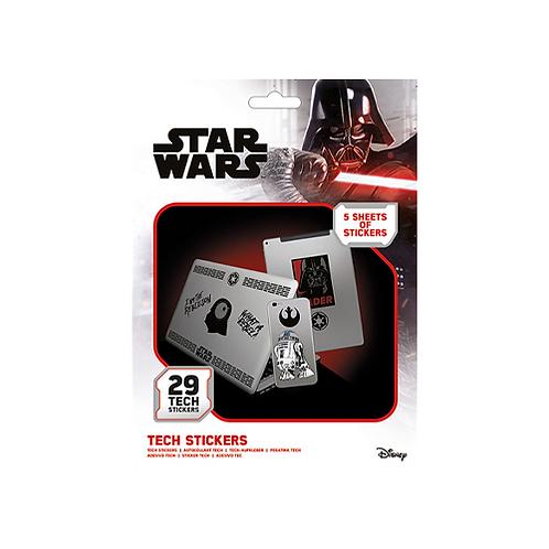 Tech Stickers | Star Wars #1
