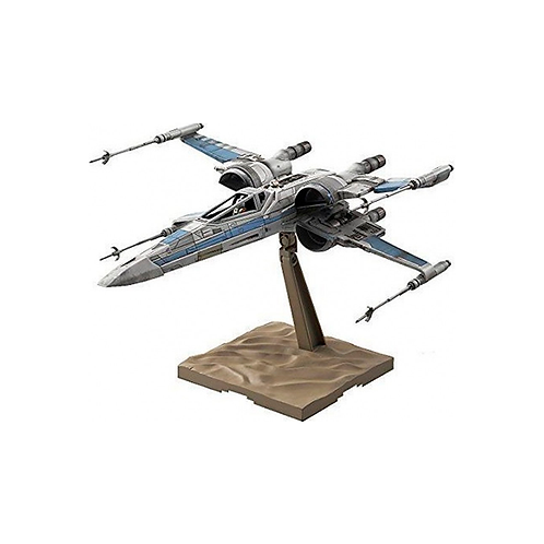 Plastic Model Kit | Star Wars: Resistance X-Wing Fighter