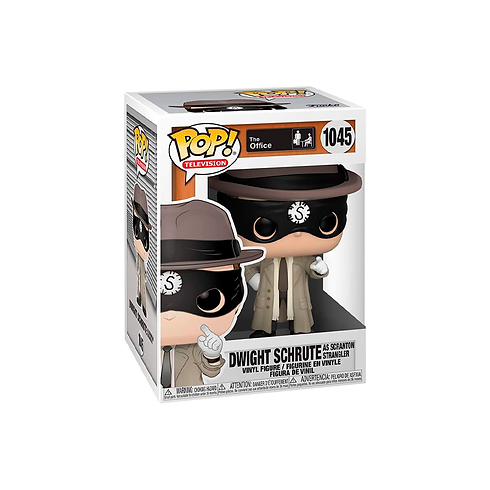 POP! Vinyl Figure | The Office: Dwight Schrute As Scranton Strangler 1045