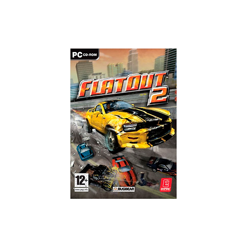 PC Game   FlatOut 2
