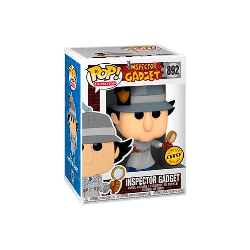 POP! Vinyl Figure | Inspector Gadget: Inspector Gadget 892 (Chase)