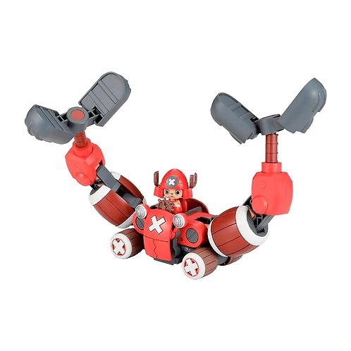 Plastic Model Kit | One Piece:Chopper Robot 5 Chopper Crane
