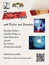 Lattin Farms Paint Night 2021