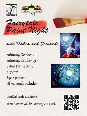 Lattin Farms Paint Night