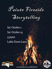 Lattin Farms Paiute Storytelling