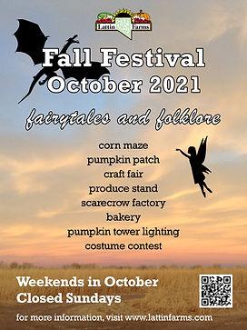 Lattin Farms Fall Festival 2021