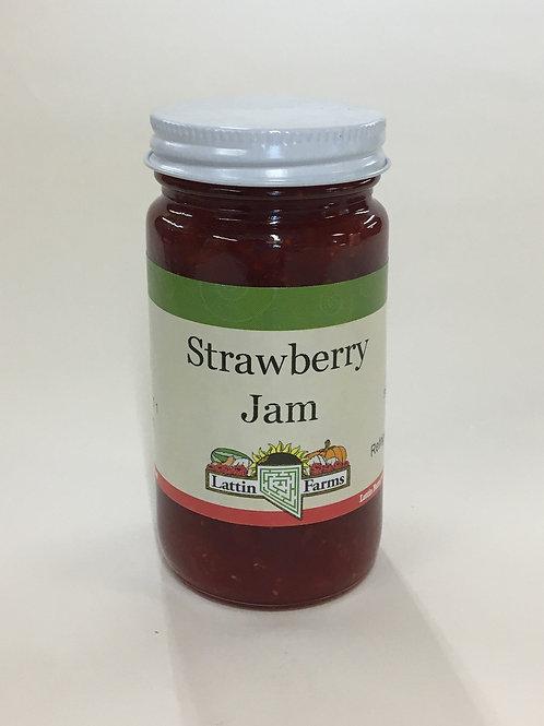 4 oz Strawberry Jam