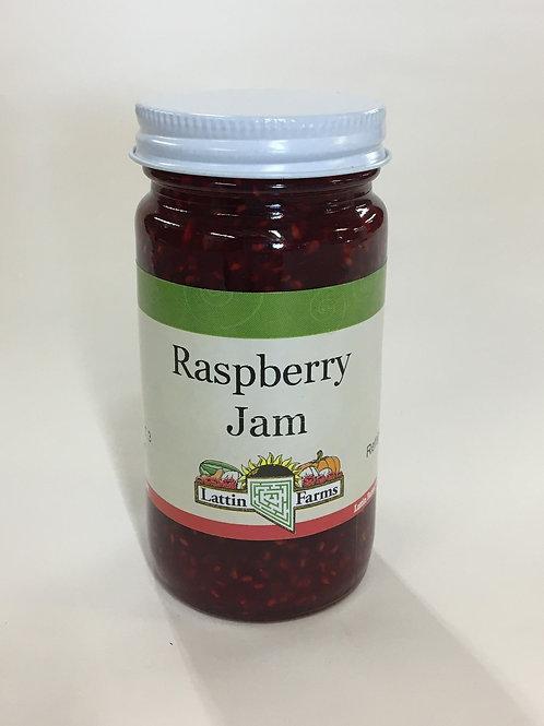 4 oz Raspberry Jam