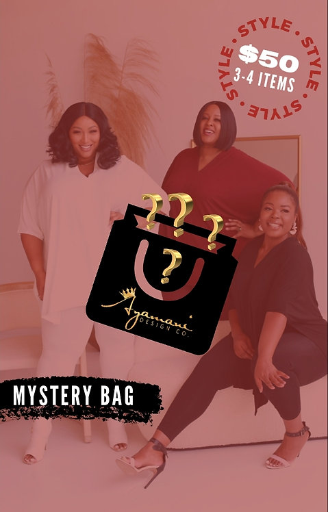 STYLE ME Mystery Bag