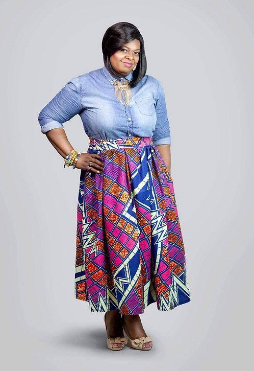 Kesia Maxi Skirt