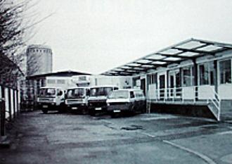 Firmengelände Köln-Bickendorf