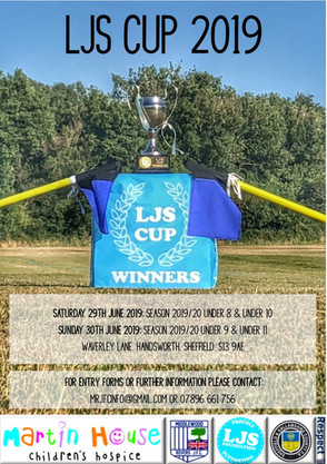 Announcing the LJS Cup 2019!