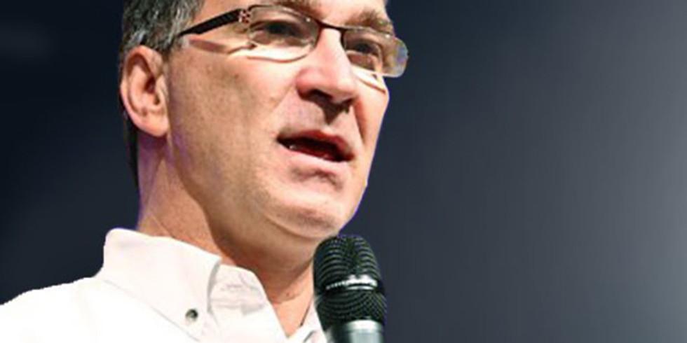 Freedom reigns - Steve Long aus Toronto mit Team