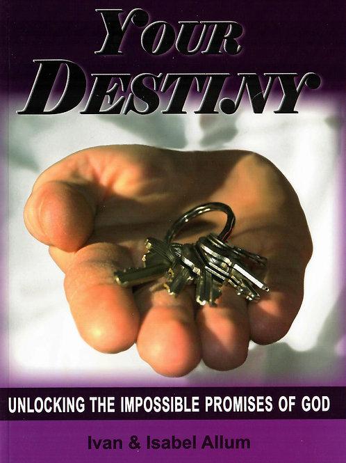 Your Destiniy - Ivan and Isabel Allum