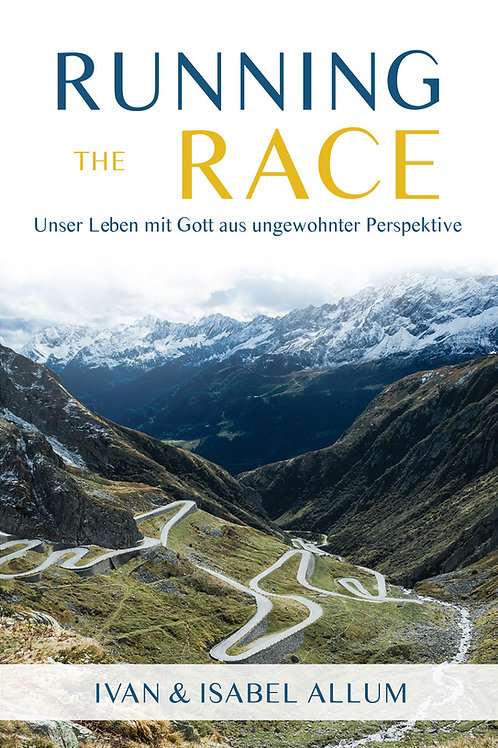 Running the Race - Ivan und Isabel Allum